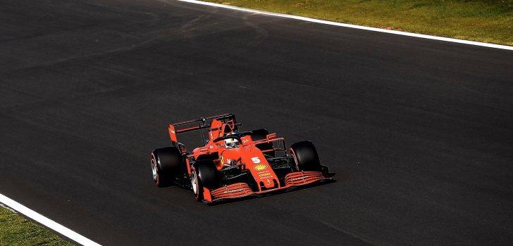 Vettel silverstone 2020
