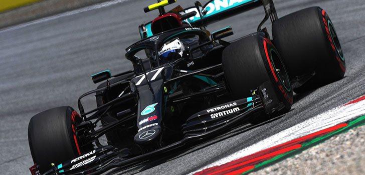 Valtteri Bottas renueva por Mercedes hasta 2021