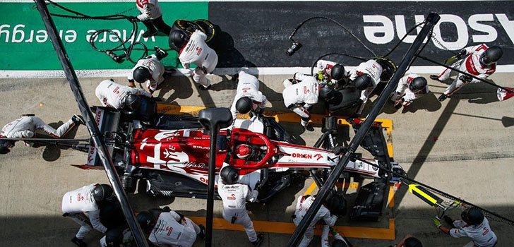 Kimi Räikkönen confía en Alfa Romeo para dar un paso adelante en esta temporada 2020