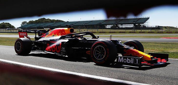 Directo de la Clasificación del GP 70º Aniversario en Silverstone F1 2020