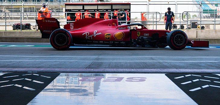 Directo Gran Premio 70º Aniversario F1 2020 en Silverstone