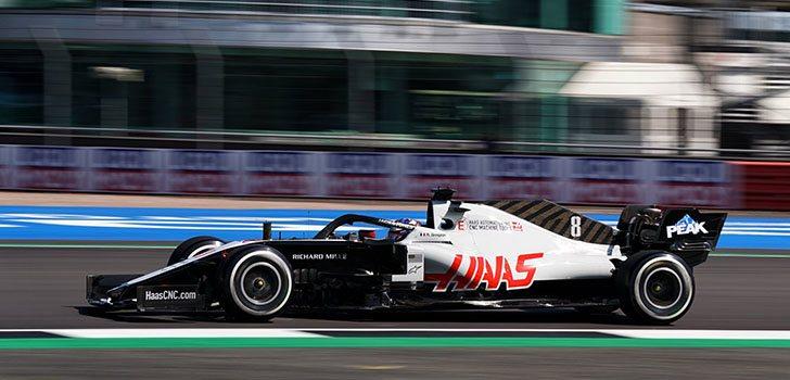 En Haas esperan que Barcelona les dé suerte para sumar puntos