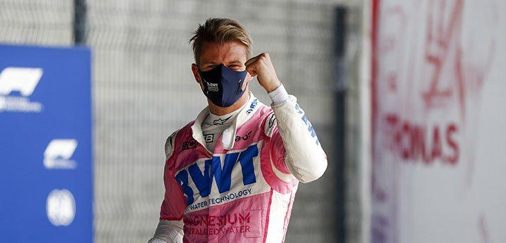 Nico Hülkenberg, emocionado por tener otra oportunidad en Fórmula 1