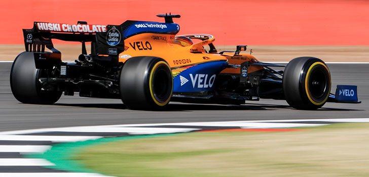 McLaren busca resarcirse después de las actuaciones anteriores en Silverstone