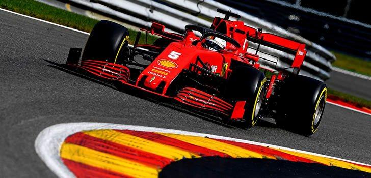 En Ferrari decepcionados por el pésimo fin de semana en Spa