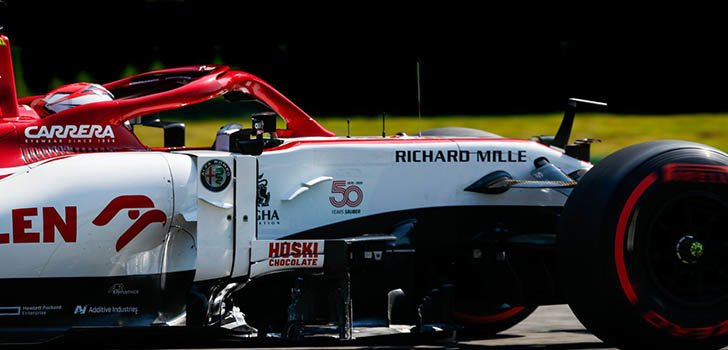 En Alfa Romeo esperan seguir progresando en Mugello