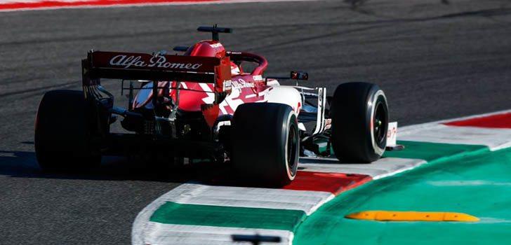 Alfa Romeo ha vuelto a puntuar después de que no lo lograran desde el inicio de esta temporada 2020