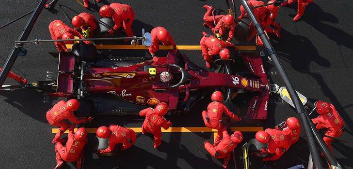 El personal que posee Ferrari es el correcto para renacer al equipo en Fórmula 1