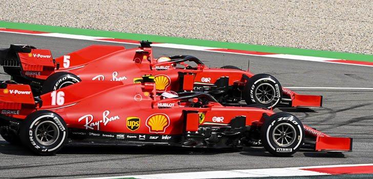 Davide Valsecchi denomina que este año 2020 está siendo un desastre para Ferrari