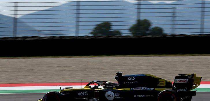 Daniel Ricciardo confía en que obtengan mejores resultados en los circuitos de mayor carga aerodinámica