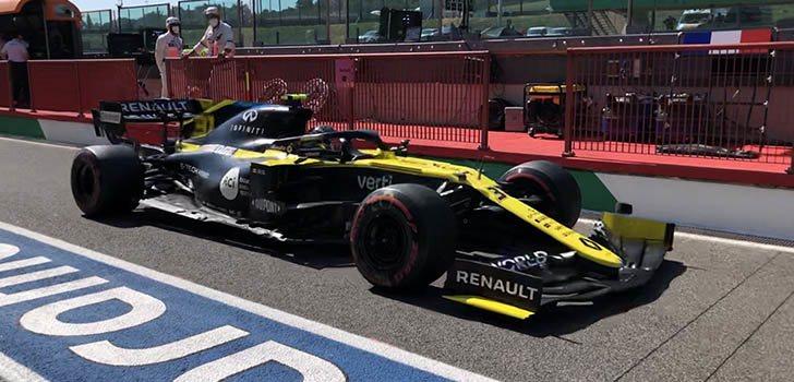 En Renault buscan puntuar de nuevo para seguir en la lucha por el tercer puesto en el Campeonato de Constructores