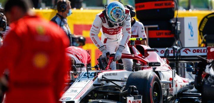 En Alfa Romeo confían en seguir en la lucha contra los equipos de la zona media en Sochi
