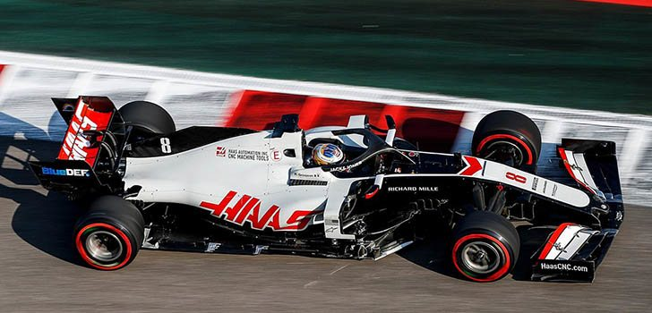 En Haas confían en regresar a los puntos después de quedarse cerca en Rusia