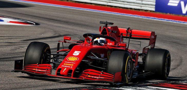 Vettel 2020