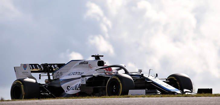 Los pilotos de Williams, decepcionados por la clasificación en Nürburgring
