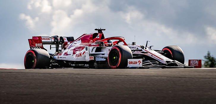 Resultado positivo para Antonio Giovinazzi en la clasificación de Nürburgring