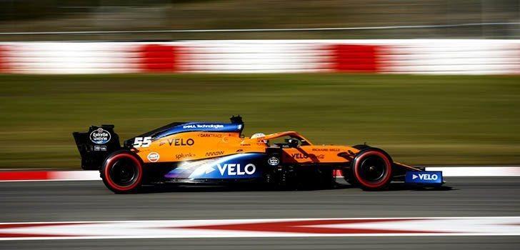 Sainz McLaren 2020