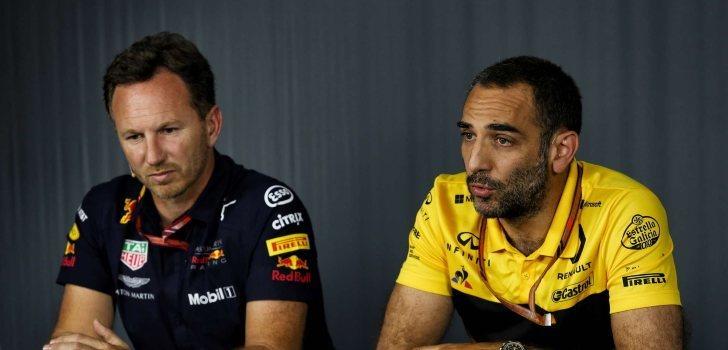 Daniel Ricciardo cree que Renault volverá a suministrar motores a Red Bull