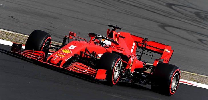 Ferrari afronta el Gran Premio de Portugal en Portimao