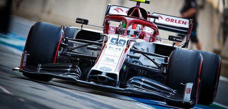 Antonio Giovinazzi espera cuál será su futuro en F1