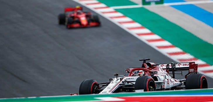 En Alfa Romeo están emocionados por llegar a Imola