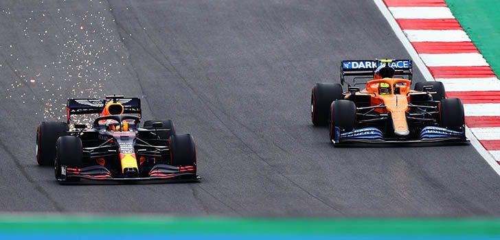 En Red Bull buscan continuar con la racha de podios en Imola