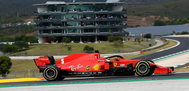 En Ferrari están emocionados por volver a casa por tercera vez en 2020