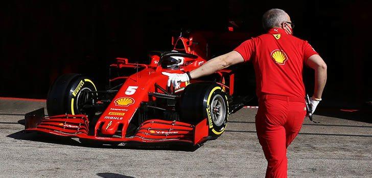 2020 está siendo el peor año para Sebastian Vettel