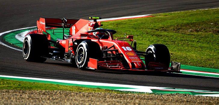 Directo de la clasificación del Gran Premio de Emilia Romaña F1 2020