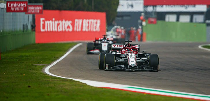 En Alfa Romeo quieren seguir sumando puntos en Turquía