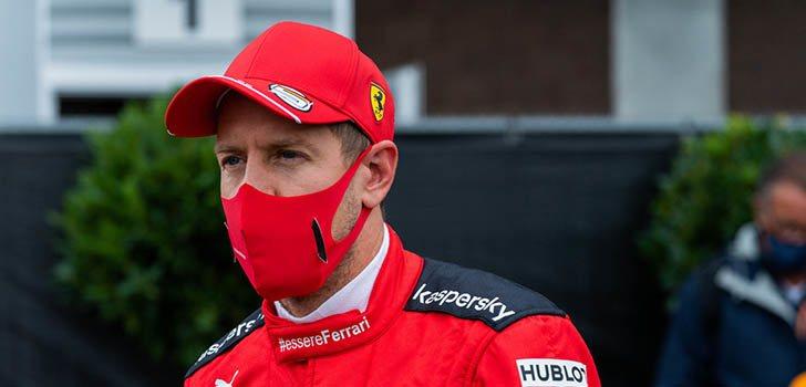 Desde Racing Point están emocionados por trabajar con Vettel