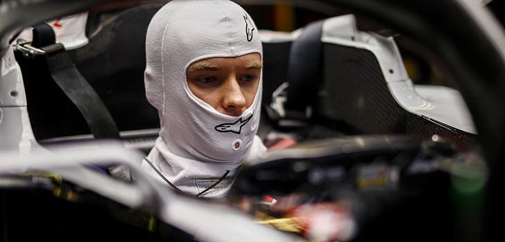 Alfa Romeo y la FDA dan segunda oportunidad a Callum Ilott de subirse a un F1