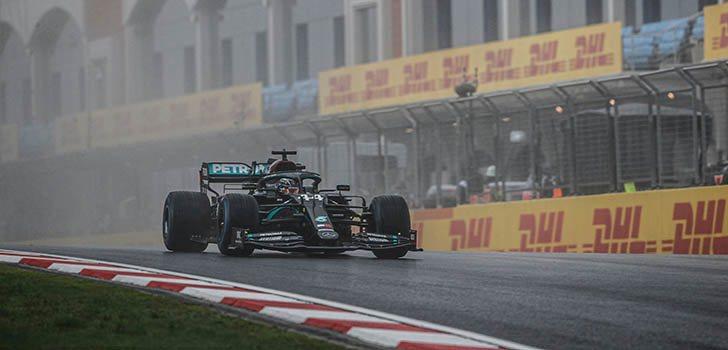 Lewis Hamilton quiere más GP difíciles como el de Estambul