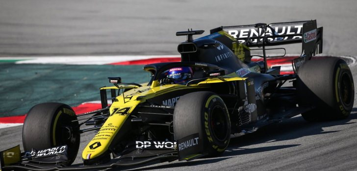 alonso renault 2020