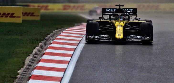 Ricciardo confía en el tercero en Constructores