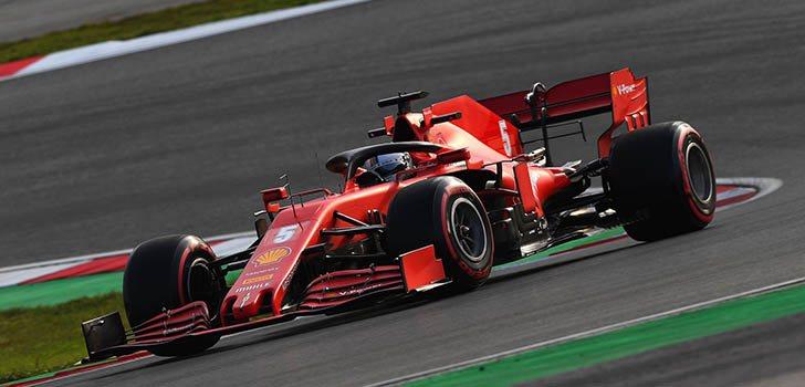 En Ferrari están satisfechos con su reciente mejoría