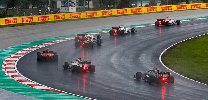 Ross Brawn defiende la gestión del GP de Turquía