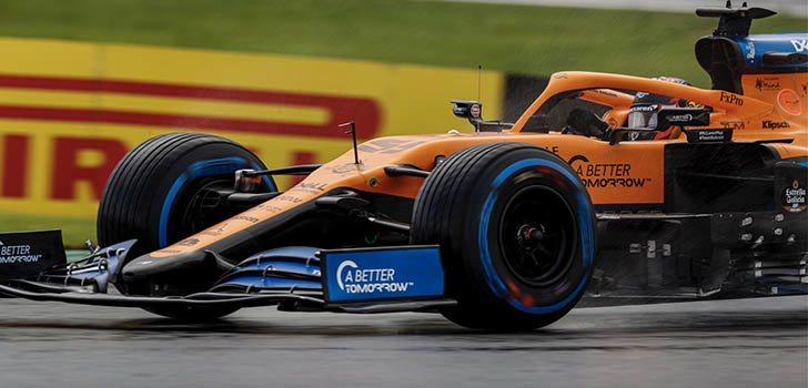 En McLaren están preparados para Baréin