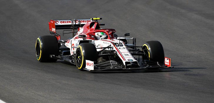 En Alfa Romeo buscan repetir el resultado de 2019 en Baréin