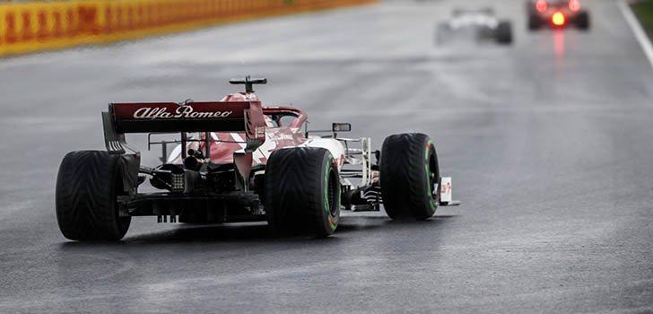 Frédéric Vasseur no quiere que se baje la guardia en Alfa Romeo