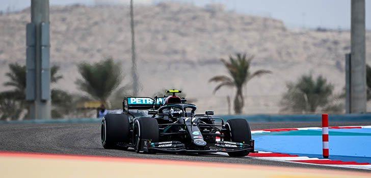 Mercedes se ha centrado más en 2021 que en este GP de Baréin