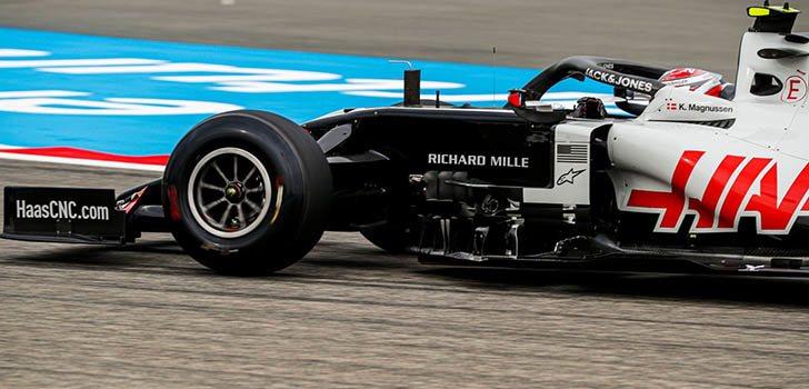 En Pirelli están conformes con el funcionamiento de los neumáticos