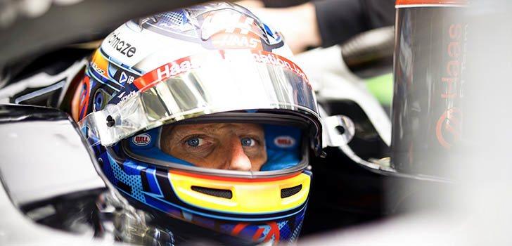Romain Grosjean está bien después de ese accidente en Baréin