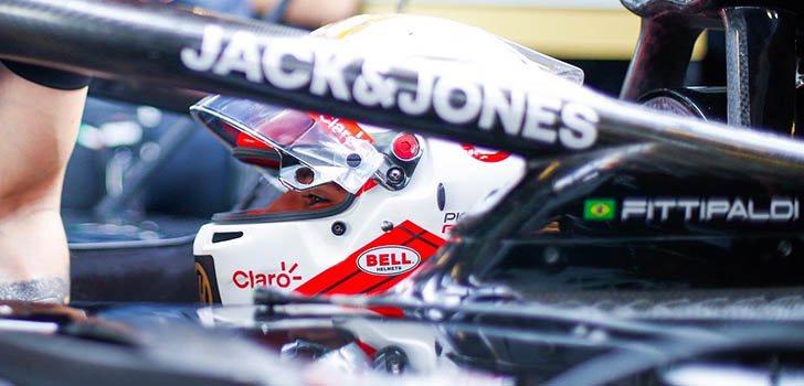 Pietro Fittipaldi, la mejor opción para sustituir a Romain Grosjean