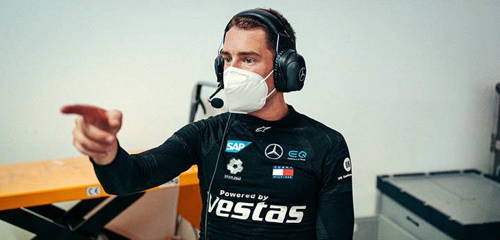 Stoffel Vandoorne confiaba en que tendría esa oportunidad en Mercedes