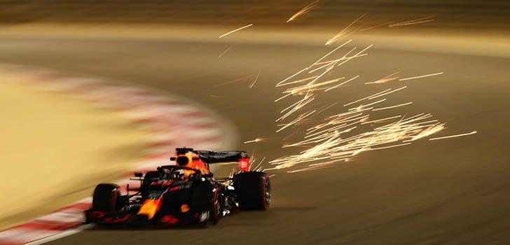 Red Bull ha estado a la altura de los Mercedes en los Libres de Sakhir