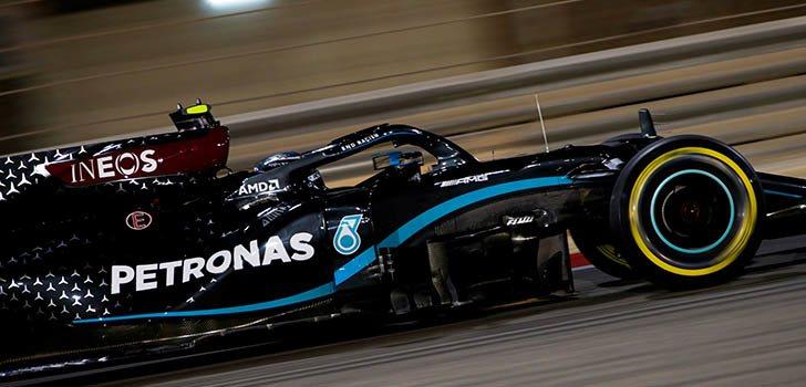 Valtteri Bottas suma una nueva pole en Sakhir