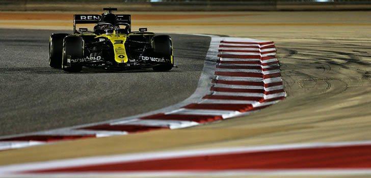 En Renault están decepcionados por el pobre resultado en la clasificación de Sakhir