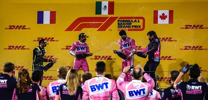 La victoria que tanto soñó Sergio Pérez en Fórmula 1