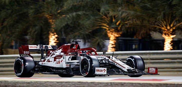En Alfa Romeo deseaban puntuar en Abu Dabi